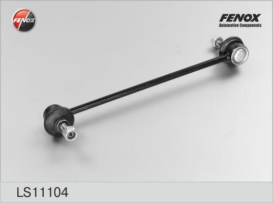 Тяга стабил. FENOX LS11104 SKODA Fabia пер.
