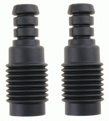 Сервисный комплект переднего амортизатора Renault Clio III, Nissan Note, Mocra III (05-) (2 пыльника и 2 отбойника) 900125