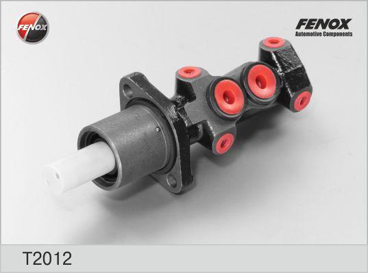 Цилиндр тормозной FENOX T2012 VW Golf/Jetta 89-91/Passat 88-91