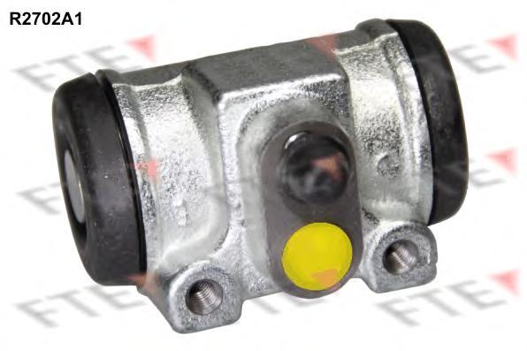 Цилиндр тормозной рабочий CITROEN: JUMPER c бортовой платформой/ходовая часть (230) 1.9 TD/2.0/2.5 D/2.5 D 4X4/2.5 TD/2.5 TDi/2.5 TDi 4X4/2.8 HDi 94 - 02 , JUMPER автобус