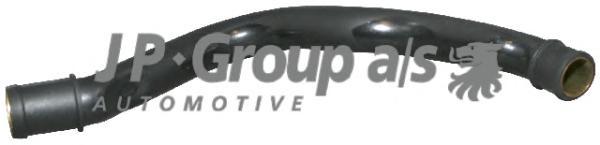 Патрубок системы вентиляции картера VAG 96-10