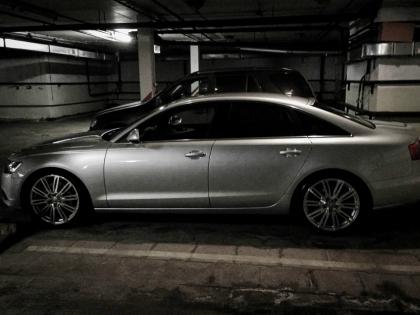 Eibach Audi A6