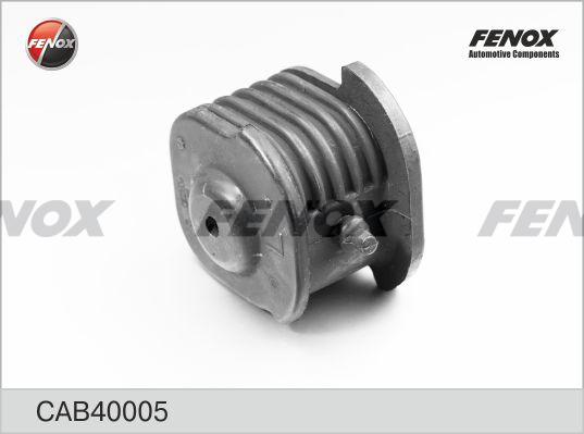 С/блок FENOX CAB40005 MMC Lancer 92- пер.рычага задн.L