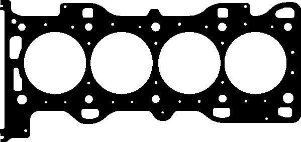 Прокладка ГБЦ Ford, Mazda 2.3 07-
