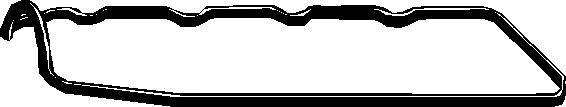 Прокладка крыш. ГБЦ MITS 4G32T