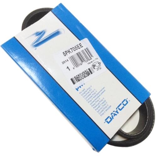 Ремень ручейковый DAYCO 5PK705EE Ford 1.8-2.0 04-