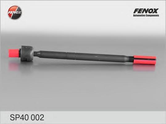 "Тяга рулевая FENOX SP40002 Ford Mondeo l 93-96, Mondeo II 96-00 (14"" колеса) (M14x1,5-352,5-M16x1,5) L=R"
