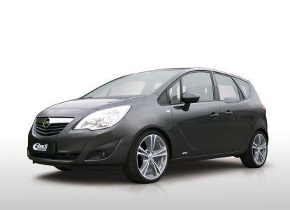 Eibach Opel Mervia