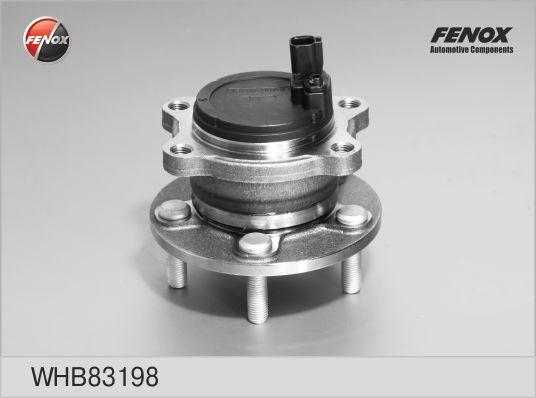 Ступица Focus III 2011- WHB83198