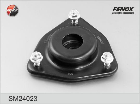 Опора амортизатора FENOX SM24023 MMC Outlander 06-/Lancer 07- пер.