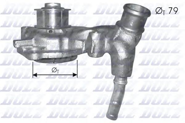Насос водяной Ford Mondeo 1.8TD 93-00