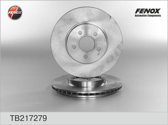 Диск тормозной передний Ford Mondeo III 1,8-2,2TD 00- TB217279