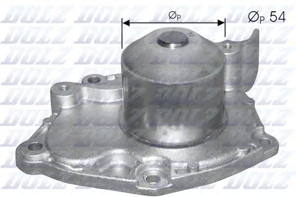 Насос водяной R-219