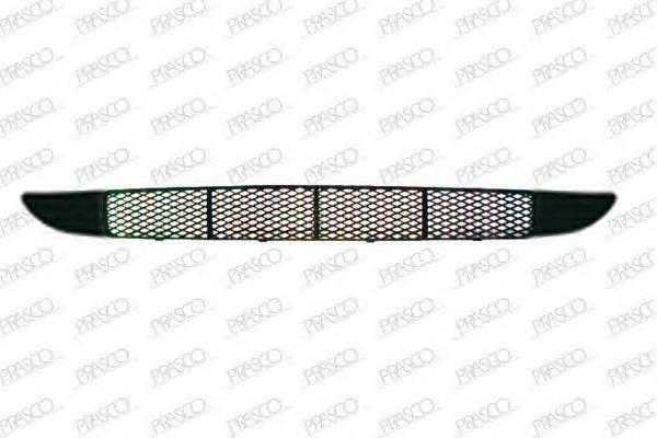 Решетка переднего бампера (сетка), (для а/м без противот. фар) / FORD Focus-I 98~09/01