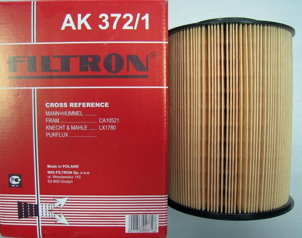 Фильтр воздушный AK372/1