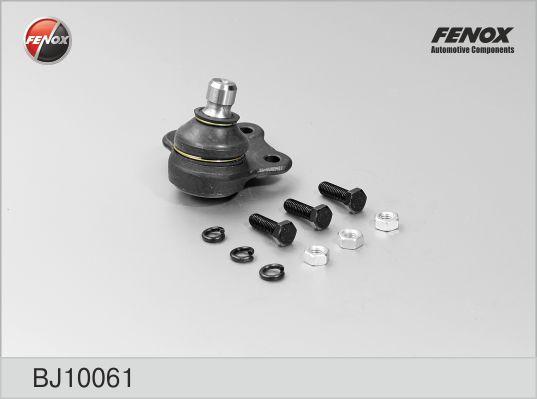 Опора шаровая FENOX BJ10061 FORD Fusion/Fiesta-V