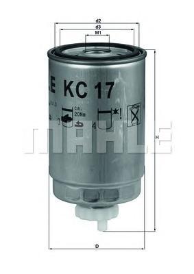 Фильтр топливный OPEL Astra F/Corsa/Kadett E/Omega A/Vectra A/ Frontera 1.5D-2.3TD