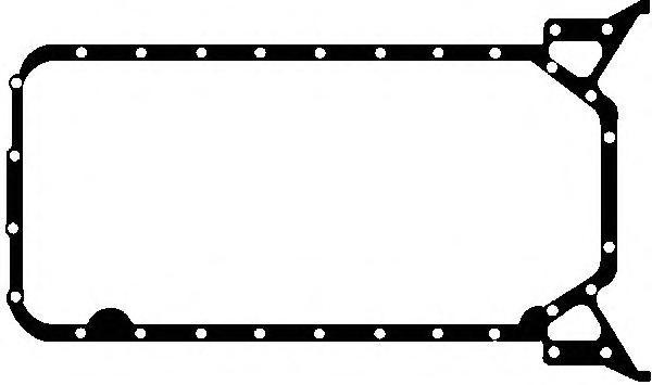 Прокладка масляного поддона MB W201 1.8-2.3D M111/OM601 84