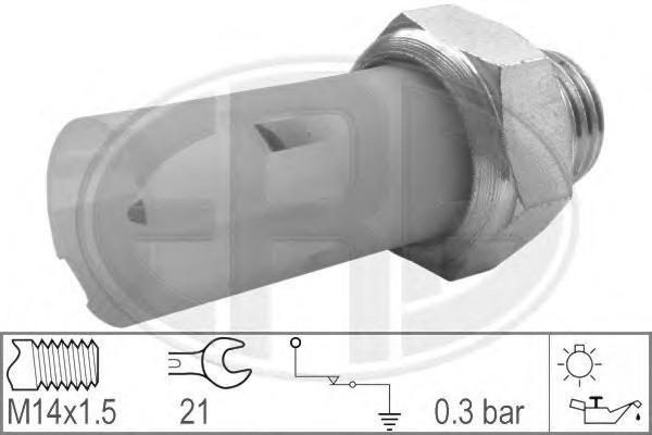 Датчик давления масла MITSUBISHI: CARISMA (DA) 1.9 DI-D/1.9 DI-D (DA5A)/1.9 TD (DA4A) 95-06, CARISMA седан (DA) 1.9 DI-D/1.9 DI-D (DA5A)/1.9 TD (DA4A) 96-06, SPACE STA