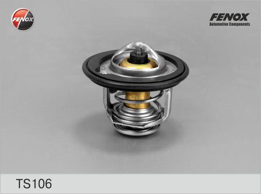 Термостат FENOX TS106 Honda Accord/Civic/CR-V, VW Polo 1.2-2.3i/1.4TDi 85>