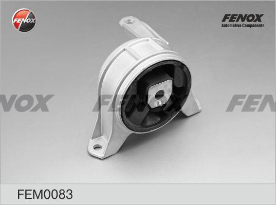 Опора двигателя правая OPEL Astra 1,4-1,8, 1,3CDTi 16V 04- FEM0083