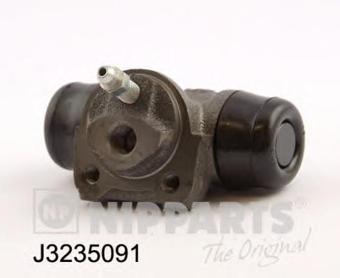 Цилиндр тормозной NIPPARTS J3235091 19.05 MMC CARISMA 98-06 задн