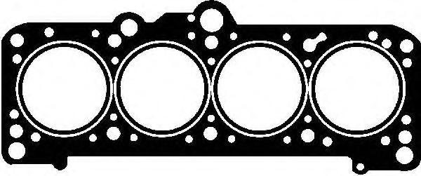 Прокладка г/бл GLASER H0484300 /04843/ (D81.00) AUDI-80 1.6-1.8