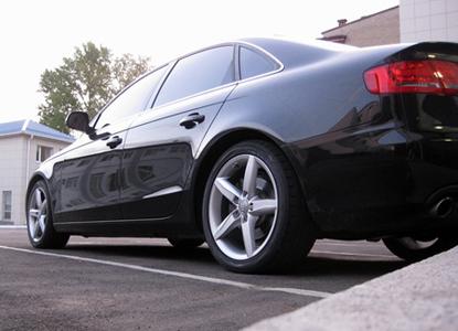 Eibach Pro-Kit на Audi A4