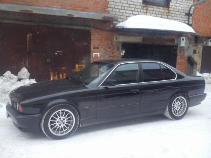 Eibach BMW 5er (E34)