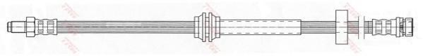 Шланг тормозной задний FORD FUSION 6/01- PHB428