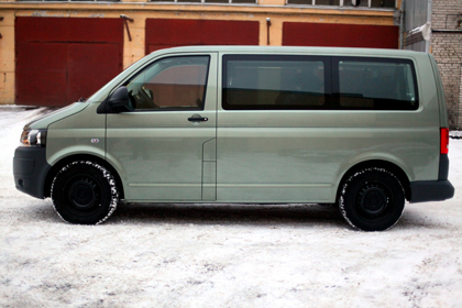 Eibach Pro-Kit на VW Transporter V