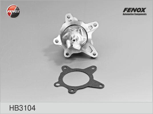Помпа FENOX HB3104 KIA Ceed/Hyndai i30 1.4/1.6 06-
