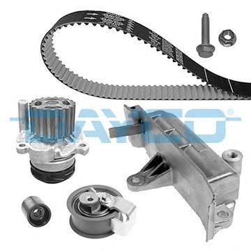 Комплект ГРМ с водяным насосом VW: BORA 1.9 TDI/1.9 TDI 4motion 98-05