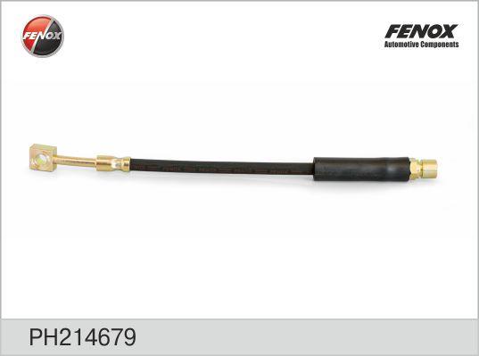 Шланг тормозной FENOX PH214679 OPEL 340мм =562094