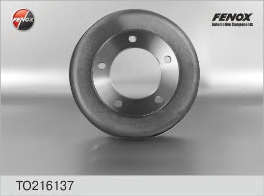 Барабан тормозной FORD TRANSIT 00-06. одинарные колеса 280*80,3*5