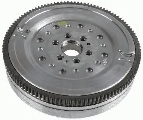 Маховик двухмас. ZMS OP Astra, Vectra 1.9 CDTI 04-
