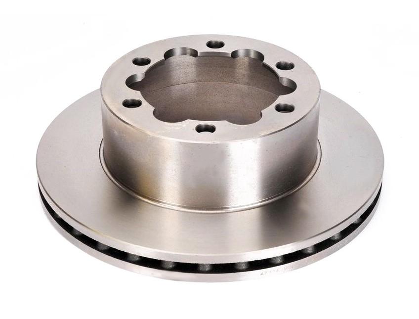 Диск тормозной MERCEDES SPRINTER 06>/VW CRAFTER (3/3.5/5t) 06> задний вент.