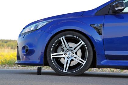 Eibach Pro-Kit на Ford Focus RS