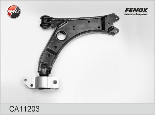 Рычаг FENOX CA11203 AUDI A3 (8P)/SKODA Octavia (1Z) пер.R