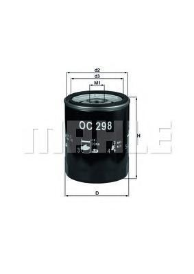 Фильтр масляный FIAT Tipo/Croma/Tempra 1,0-2,0 85-96 ,ALFA ROMEO 145/146/164/33 1,4-3,0 83-96,LAND ROVER Defender/Di