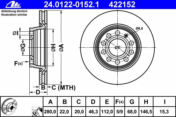 Диск тормозной ,AUDI: A4 1.6/1.8/1.8 quattro/1.9 TDI 94-01, A4 1.6/1.8 T/1.8 T quattro/1.9 TDI/1.9 TDI quattro/2.0/2.0 FSI/2.4/2.5 TDI/2.5 TDI quattro/3.0/3.0 quattr