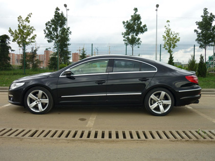 Eibach VW Passat CC