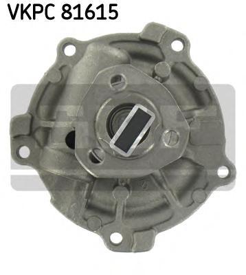 Насос водяной AUDI/VW/SKODA A4/A6/PASSAT/OCTAVIA 1.9D