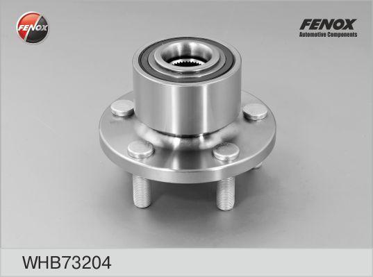 Ступица FENOX WHB73204 Freelander 2.2TD4 06- пер