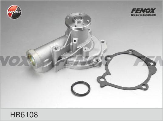 Помпа FENOX HB6108 Mitsubishi Galant/ Eclipse/Space Wagon 2.0/2.4 92-98