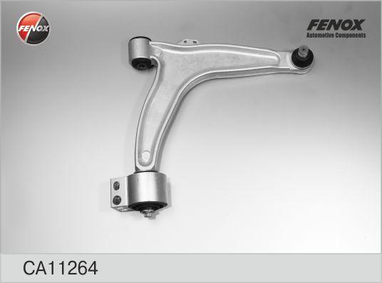 Рычаг FENOX CA11264 Opel Vectra C 02-, Signum 03- передний правый c шо = 51748652, 352052, 12796014