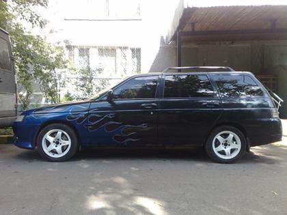 Eibach Pro-Kit на Lada 2111