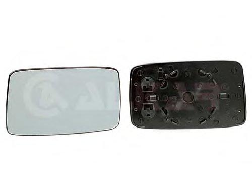 Стекло зеркала лев асферич VW: GOLF III, VENTO(1991-97) / SEAT: IBIZA II , CORDOBA I (1993-99)