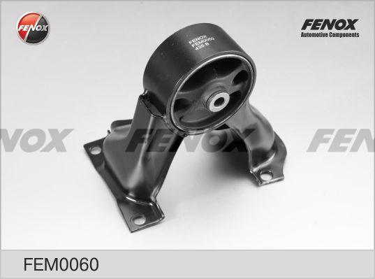 Опора двигателя задняя MITSUBISHI Lancer CS1A, CS2A, S3A 00- FEM0060