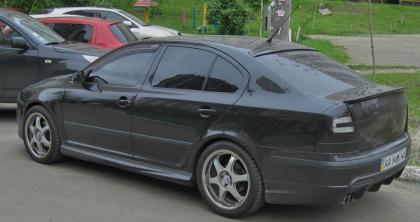 Eibach Skoda Octavia